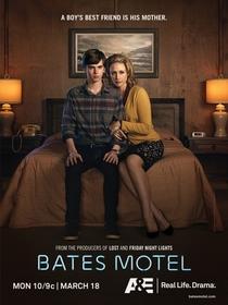 Bates Motel (1ª Temporada) - Poster / Capa / Cartaz - Oficial 1