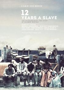 12 Anos de Escravidão - Poster / Capa / Cartaz - Oficial 7