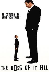 O Grande Chefe - Poster / Capa / Cartaz - Oficial 1