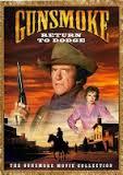 Gunsmoke: O Retorno a Dodge City - Poster / Capa / Cartaz - Oficial 1