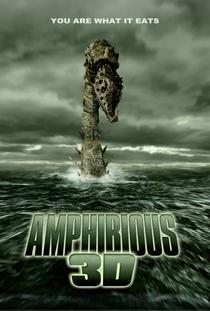 Anfíbio – A Criatura das Profundezas - Poster / Capa / Cartaz - Oficial 2