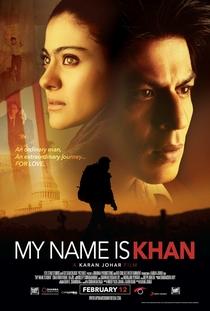 Meu Nome é Khan - Poster / Capa / Cartaz - Oficial 1