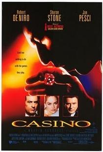 Cassino - Poster / Capa / Cartaz - Oficial 6