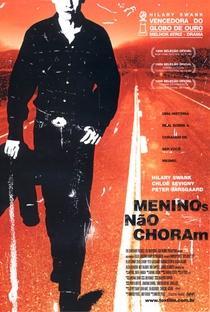 Meninos Não Choram - Poster / Capa / Cartaz - Oficial 2