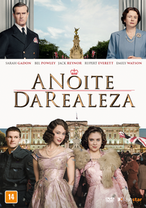 A Noite da Realeza - Poster / Capa / Cartaz - Oficial 6