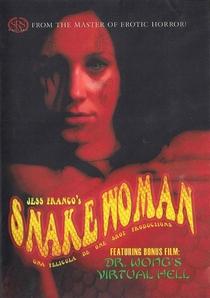 Snakewoman - Poster / Capa / Cartaz - Oficial 1