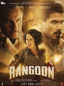 Rangoon - Poster / Capa / Cartaz - Oficial 1