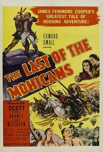 O Último dos Moicanos - Poster / Capa / Cartaz - Oficial 2