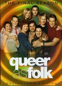 Queer as Folk (5ª Temporada) - Poster / Capa / Cartaz - Oficial 1