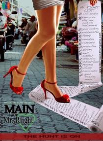 Main Aur Mr. Riight  - Poster / Capa / Cartaz - Oficial 4