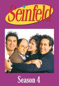 Seinfeld (4ª Temporada) - Poster / Capa / Cartaz - Oficial 1