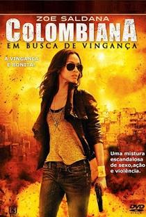 Colombiana - Em Busca de Vingança - Poster / Capa / Cartaz - Oficial 8