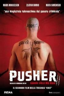 Pusher - Poster / Capa / Cartaz - Oficial 4