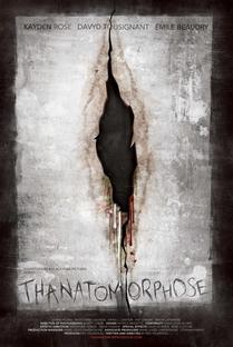 Thanatomorphose - Poster / Capa / Cartaz - Oficial 3