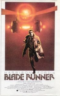 Blade Runner: O Caçador de Andróides - Poster / Capa / Cartaz - Oficial 3