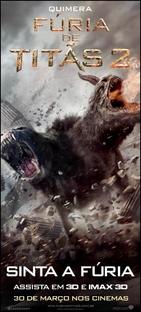 Fúria de Titãs 2 - Poster / Capa / Cartaz - Oficial 6