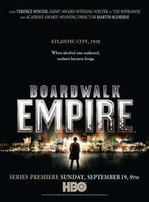 Boardwalk Empire - O Império do Contrabando (1ª Temporada) - Poster / Capa / Cartaz - Oficial 2