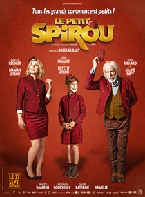 Le Petit Spirou - Poster / Capa / Cartaz - Oficial 2