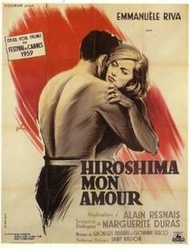 Hiroshima, Meu Amor - Poster / Capa / Cartaz - Oficial 1