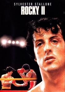 Rocky II - A Revanche - Poster / Capa / Cartaz - Oficial 2