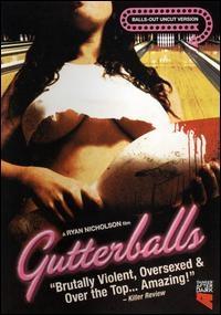 Gutterballs - Poster / Capa / Cartaz - Oficial 2