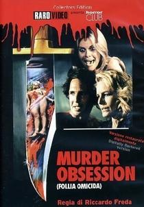 Murder Syndrome - Poster / Capa / Cartaz - Oficial 1