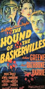 O Cão dos Baskervilles - Poster / Capa / Cartaz - Oficial 3