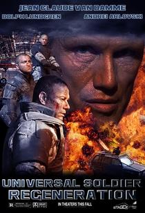 Soldado Universal 3 - Regeneração - Poster / Capa / Cartaz - Oficial 1