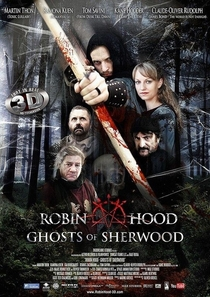 Robin Hood: Ghosts of Sherwood - Poster / Capa / Cartaz - Oficial 2