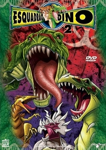 Esquadrão Dino 2 - Poster / Capa / Cartaz - Oficial 1