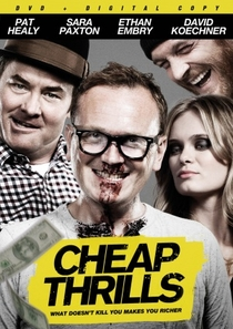 Cheap Thrills - Poster / Capa / Cartaz - Oficial 4