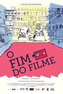 O Fim do Filme - Poster / Capa / Cartaz - Oficial 1