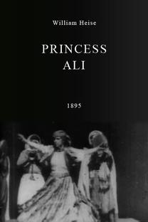 Princess Ali - Poster / Capa / Cartaz - Oficial 1