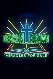 Derren Brown: Miracles for Sale - Poster / Capa / Cartaz - Oficial 1