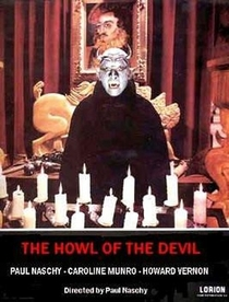 El Aullido del Diablo - Poster / Capa / Cartaz - Oficial 3