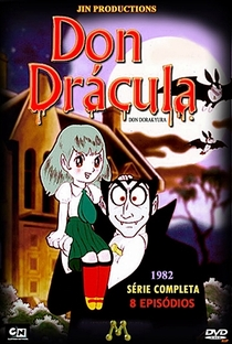 Don Drácula - Poster / Capa / Cartaz - Oficial 5