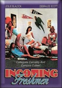 Incoming Freshmen - Poster / Capa / Cartaz - Oficial 1