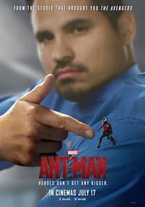 Homem-Formiga - Poster / Capa / Cartaz - Oficial 22