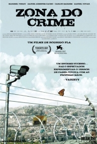 Zona do Crime - Poster / Capa / Cartaz - Oficial 1