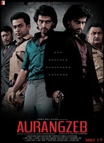 Aurangzeb - Poster / Capa / Cartaz - Oficial 1