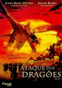 Ataque dos Dragões - Poster / Capa / Cartaz - Oficial 1
