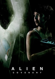 Alien: Covenant - Poster / Capa / Cartaz - Oficial 3