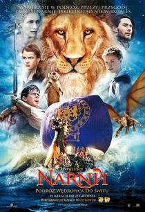As Crônicas de Nárnia: A Viagem do Peregrino da Alvorada - Poster / Capa / Cartaz - Oficial 1