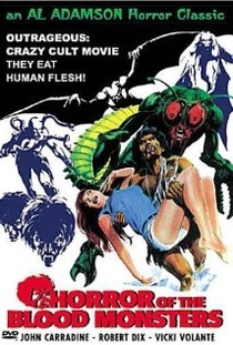 O Horror dos Monstros Sangrentos - Poster / Capa / Cartaz - Oficial 1