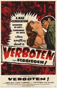 Proibido! - Poster / Capa / Cartaz - Oficial 1