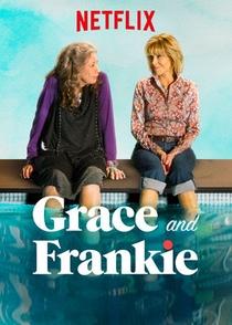 Grace and Frankie (4ª Temporada) - Poster / Capa / Cartaz - Oficial 1