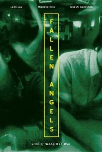 Anjos Caídos - Poster / Capa / Cartaz - Oficial 5