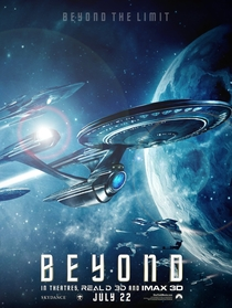 Star Trek: Sem Fronteiras - Poster / Capa / Cartaz - Oficial 17