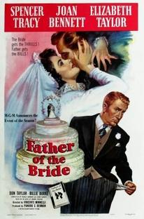 O Pai da Noiva - Poster / Capa / Cartaz - Oficial 1