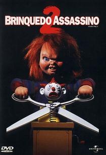 Brinquedo Assassino 2 - Poster / Capa / Cartaz - Oficial 2